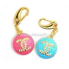 Round Jewelry USB Flash Drive 8GBWith USB-HDD Or USB-ZIP Mode images
