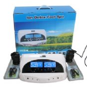 Far Infrared Heating Massage Dual Ion Body Detox Spa Machine CE For Detoxification images