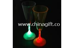 3LED Light Flashing Champagne Cup