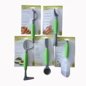 5 styles set of kitchen tools images