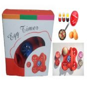 egg boil timer set images