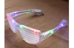Flashing Shutter Shades Glasses images