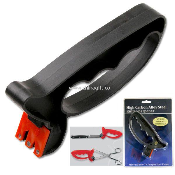Universal knife sharpeners