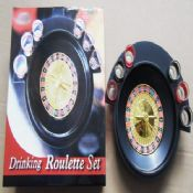 Drinking roulette set images