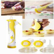 electric cake decorating pen set images