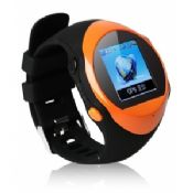 Security GPS Tarcking Watch Phone With GPS Chipset Built-in images