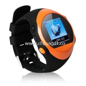 Security GPS Tarcking Watch Phone With GPS Chipset Built-in