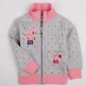 Outwear 100% cotton girls kids jackets images
