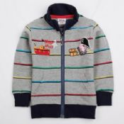 Spring/Autumn boys coat hooded images