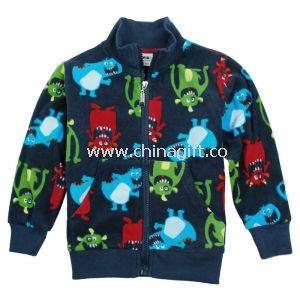 Printed animals spring-autumn baby boys hoodies