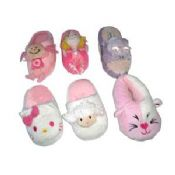Kids Animal Indoor Slippers images