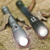 450LM Flashlight with camera extension head images