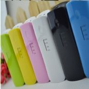 5600mah portable LED mobile power bank images