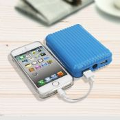 12000mah powerbank luggage shape images