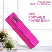 2600mah power bank images