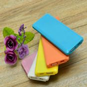 colorful super slim power bank 10000mah images