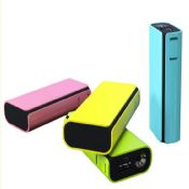 2600mah Colorful promotion gifts 18650 battery bank images