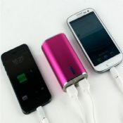 2600mah Lipstick Emergency mobile power bank images