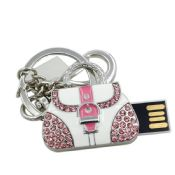 Crystal Lady Bag pen drive USB Flash Drive images