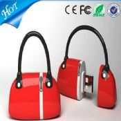 Handbags pvc custom usb flash drives images