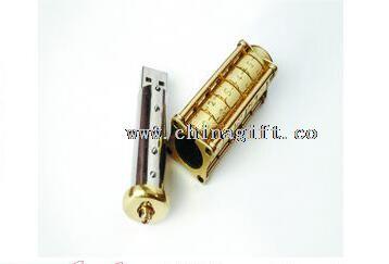 Metal Coded Lock USB 2.0 Pen Drive