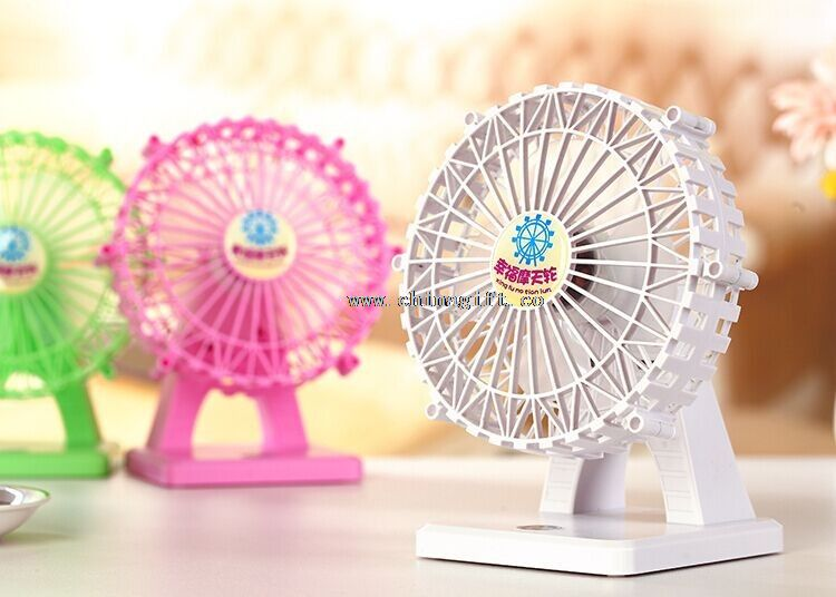 18650 lithium battery table chargeable fan