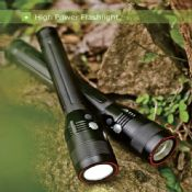 350lm High power aluminum flashlight images
