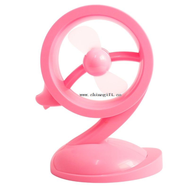 Mini Fan With USB Cable