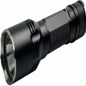 400LM aluminum flexible flashlight with magnetic images