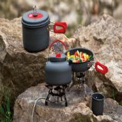 7PCS CAMPING COOK SET images