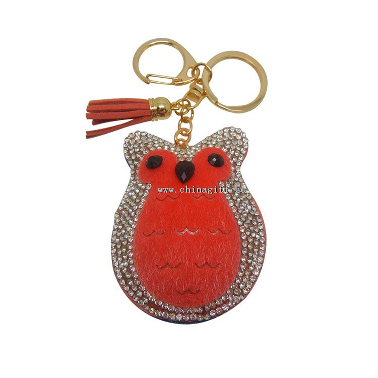 Cheap Crystal souvenir crystal wedding gifts souvenirs in owl shape