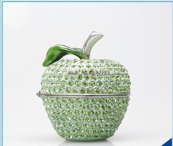 Fruit Shape Trinket Box Jewelry Box