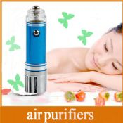 Custom car promotional items (Car Air Purifier) images