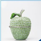 Fruit Shape Trinket Box Jewelry Box images