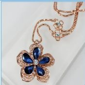 High Quality Jewellery Pendant Necklaces Fashion Necklace for Wedding Gifts images