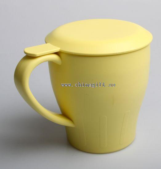 500ML china tea corn mug cup with lid