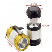 140LM emergency lantern solar with mobile phone charger images