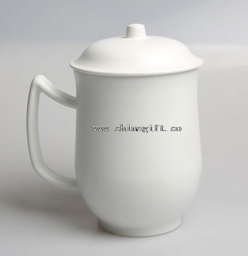 single noble drinking mug with lid
