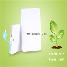 power bank with built-in usb cable images
