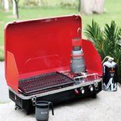 Camping Picnic BBQ Gas Stove images