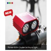 Pioneer-Twin LED Bicycle Light images