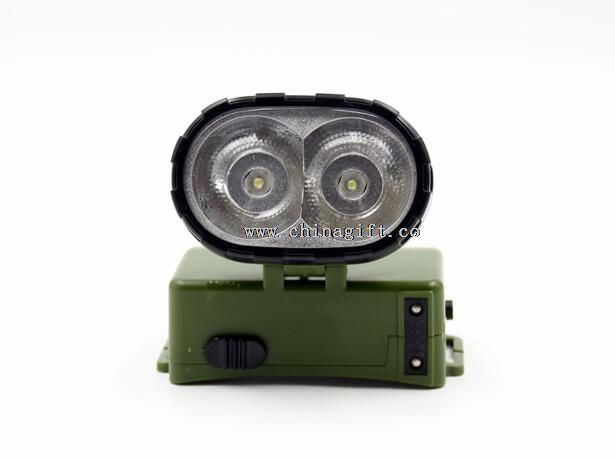 2 LED Light Bulb Flashlight