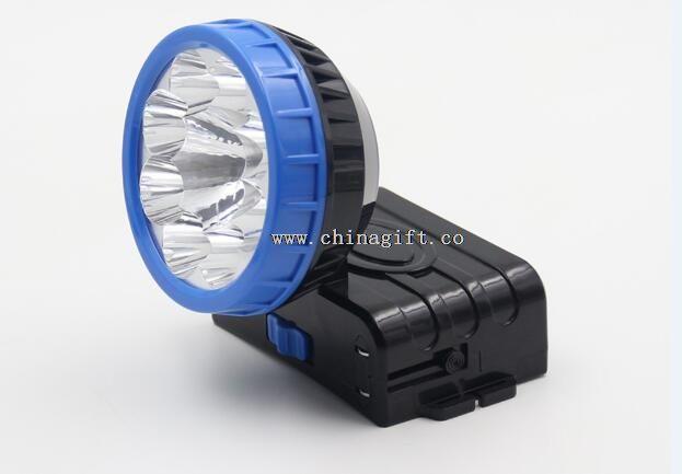9 LED Bulb High Bright Light Headlamp