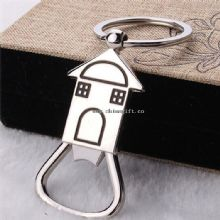 Warm House Shape Bottle Opener images