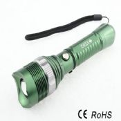 Emergency Led Rechargeable Torch Flashlight images