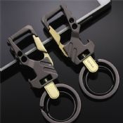 Multi-function Car keychain Metal Bottle Openers images