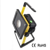 rechargeable 50w led flood light images