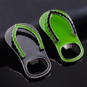 Slippers Shape Wine Beer Flip Flops Bottle Opener images