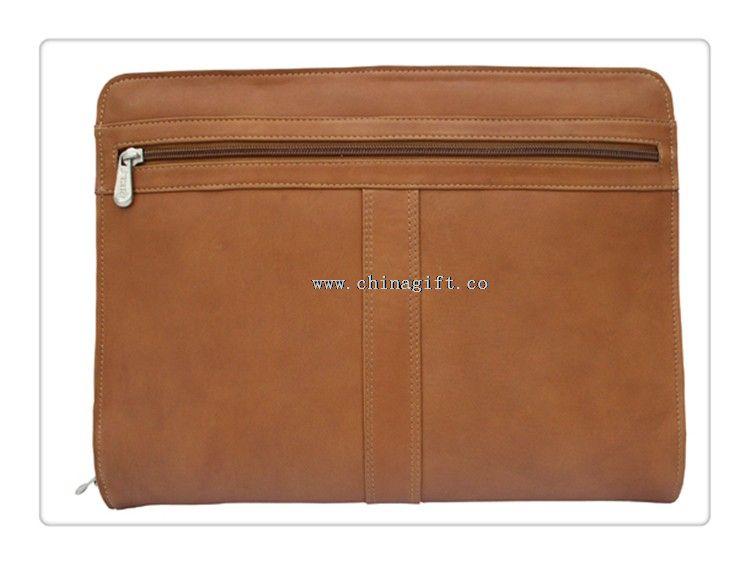 Leather Brief Padfolio