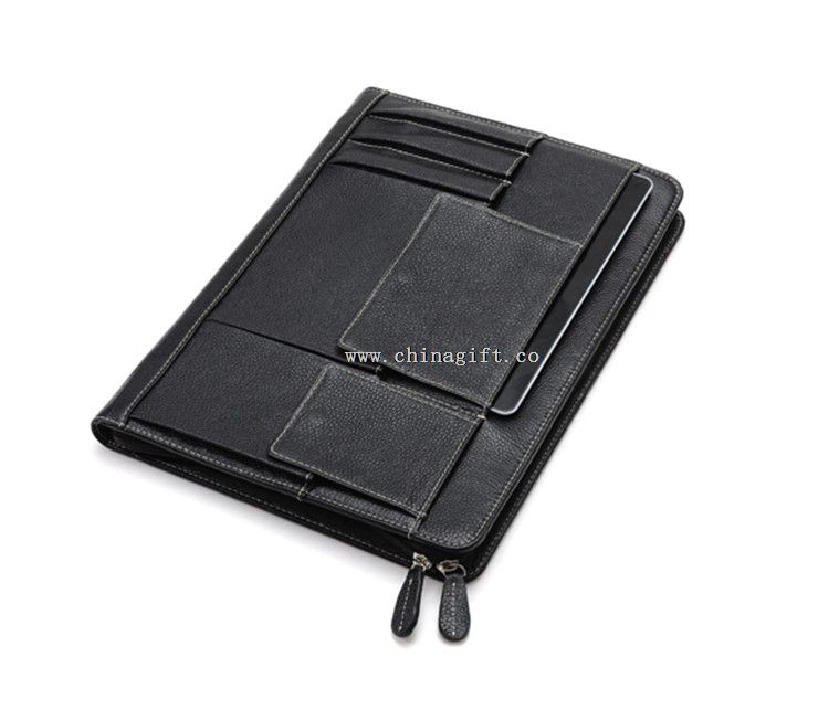 Stationery Folder with iPad and Macbook Pocket